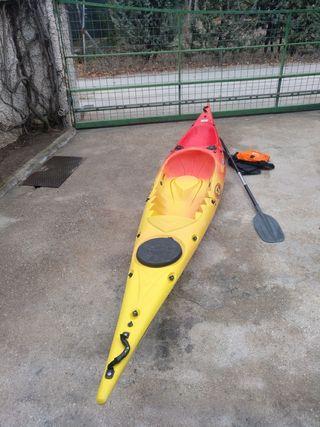 Kayak-piragua