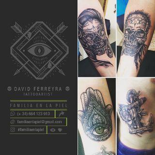 Tattoos tatuajes tatuador