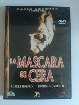 LA MASCARA DE CERA DVD SEMINUEVO