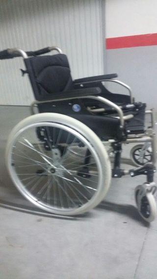 silla de ruedaa