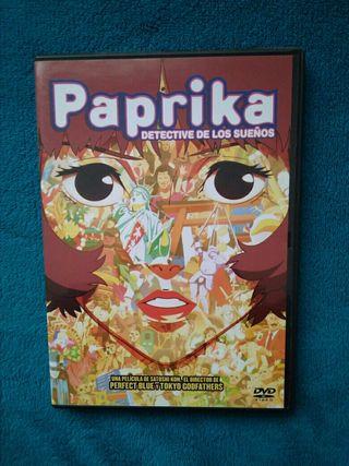 Paprika detective de sueños DVD