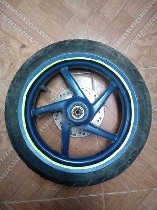 rueda scooter 130 / 60 / 13