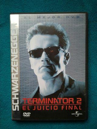 Terminator 2 DVD edición especial 2 discos