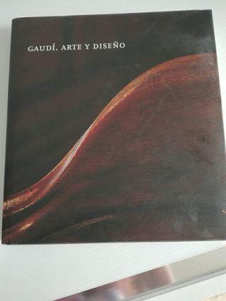 Libro Gaudí, Arte y diseño