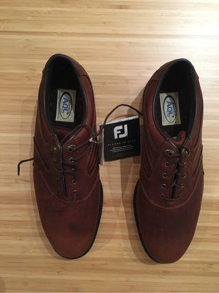Zapatos hombre Golf FootJoy 42 sin estrenar