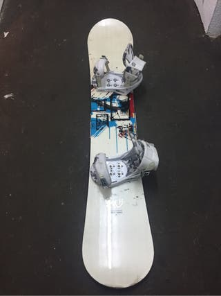 Tabla snow ride