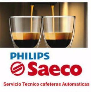 Tecnico cafetera Saeco, delonghi y Gaggia
