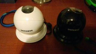 cámaras de vigilancia samsung