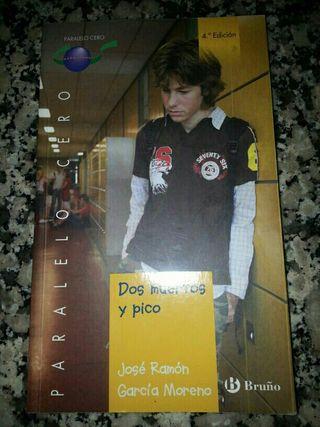 Libro lectura, Dos muertos y pico, J.R. García