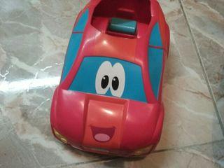 coche q hace sonido .