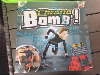 Chrono boom sin estrenar