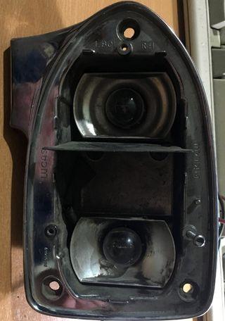 Porta piloto trasero Jaguar XJ