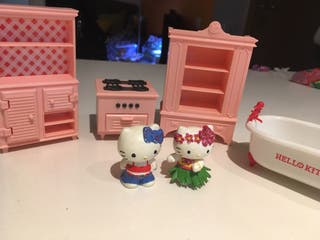 Muebles juguete Hello Kitty