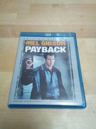 Payback Blu-ray