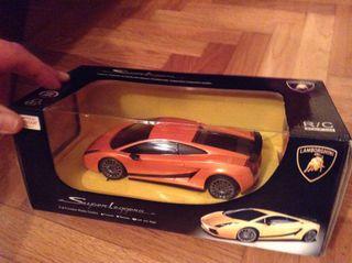 Coche teledirigido Lamborghini