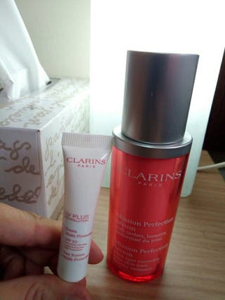 CLARINS 1773 MISSION PERFECT SERUM 30 ML segunda mano  España