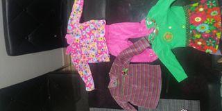 Lote ropa bebe de 6 a 9 meses