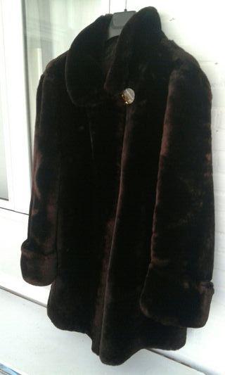 Que es un abrigo de muton