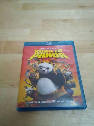 Kung fu panda Blu-ray.