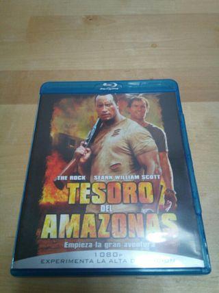 Tesoro del Amazonas Blu-ray.