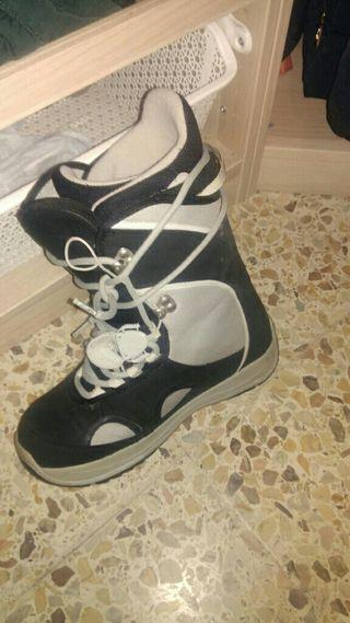 botas de snow de mujer Burton, Núm 42