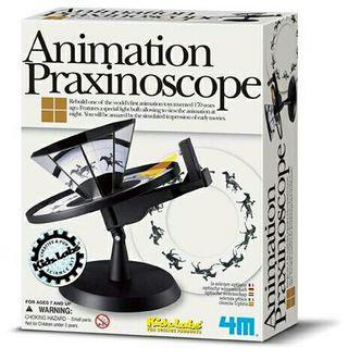 Set Animacion Cine