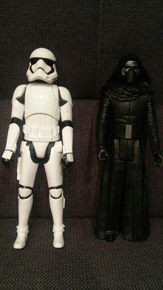 star wars. juguetes