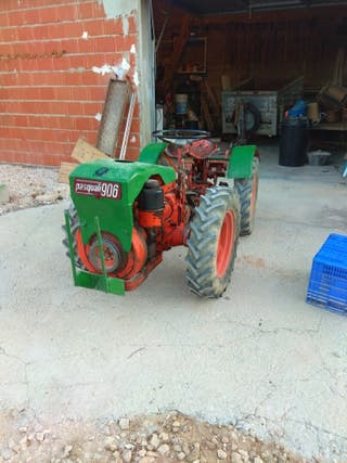tractor pasquali