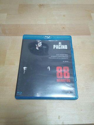 88 Minutos Blu-ray