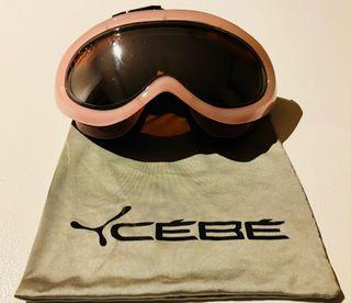 Gafas nieve ski ventisca