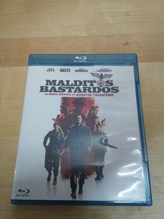 Malditos bastardos Blu-ray