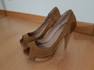 Zapato mujer ZARA Collection N°39
