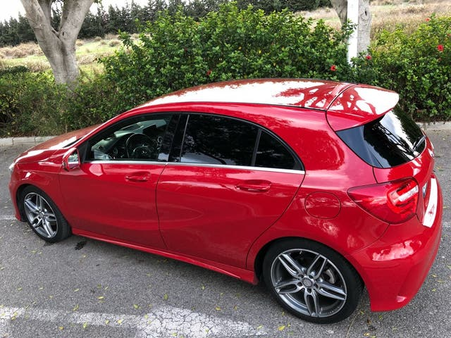 Mercedes-Benz Clase A Cdi Amg