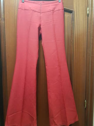 Pantalones vestir mujer