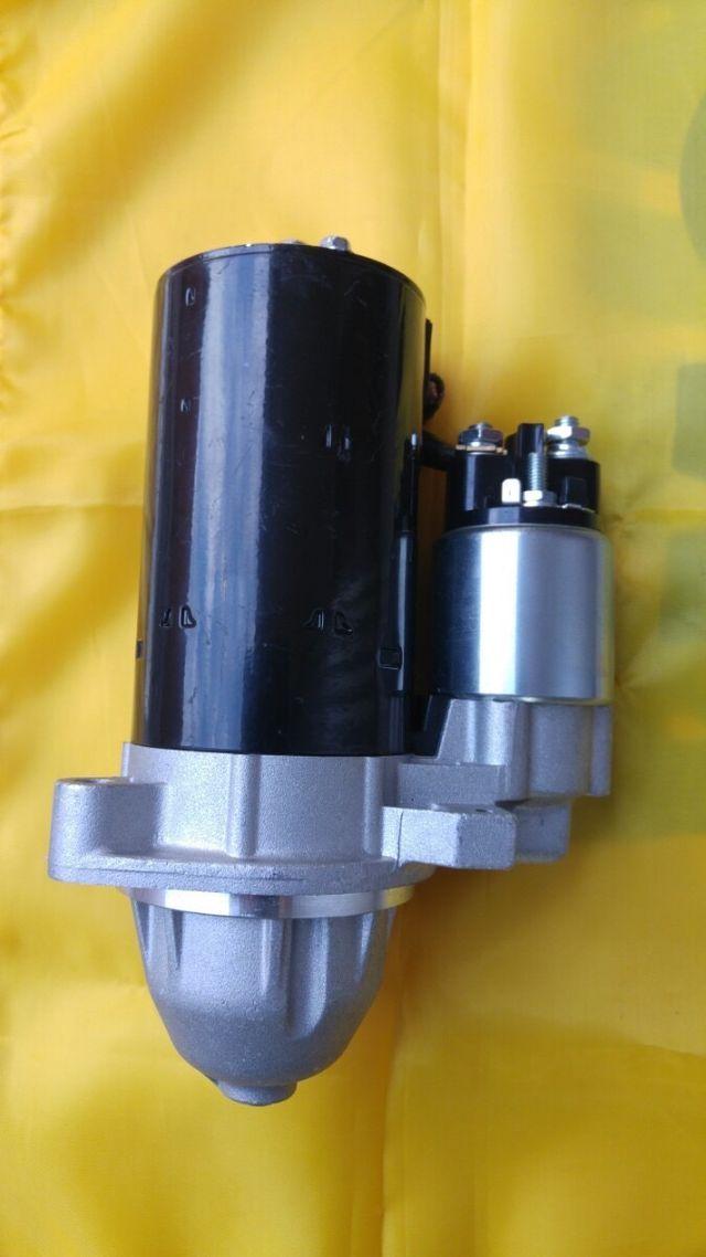 Motor de arranque mercedes
