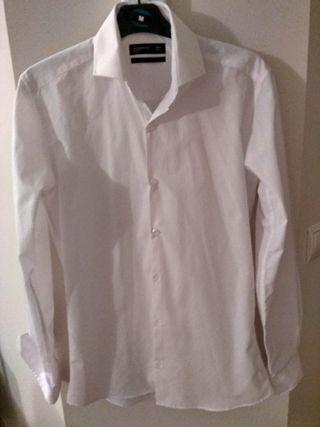 camisa manga larga talla 36/38