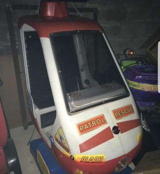 helicoptero falgas infantil