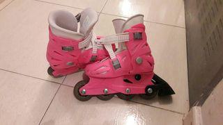 patines linea niña talla 28/32