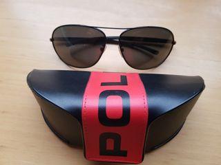 Gafas de sol negras Police