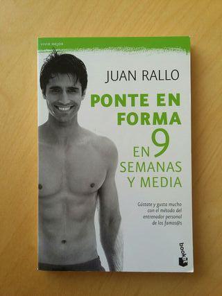 ¡Urge!Ponte en forma en 9 sem y media - Juan Rallo