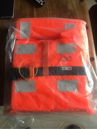 Chalecos salvavidas (3 unidades)