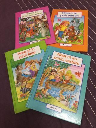 collection livres pour les petits