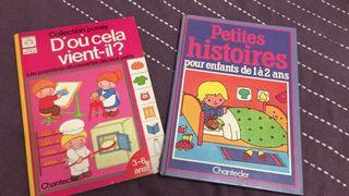 livres pour les petits