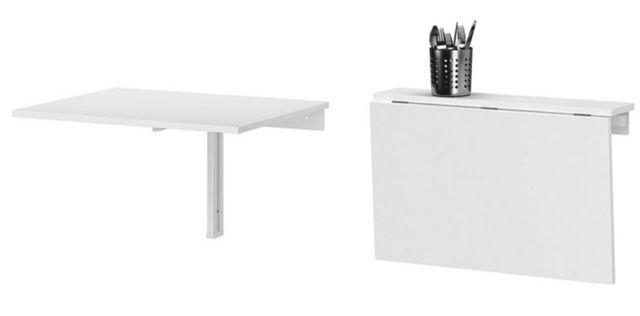 Mesa o escritorio abatible de pared de segunda mano por 50 for Mesa escritorio abatible