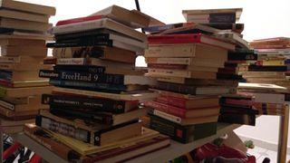 Lote de 35 libros.
