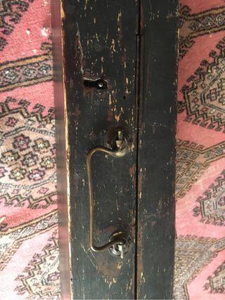 Violin antiguo. Cuatro cuartos.