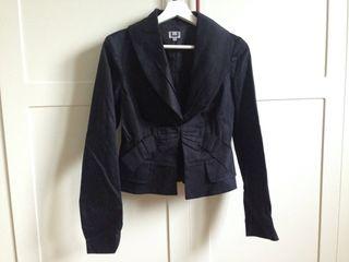Elegante chaqueta-americana