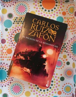Libro Carlos Ruiz Zafon