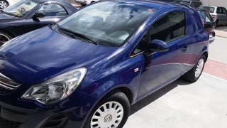 Opel Corsa van ecoflex 2012