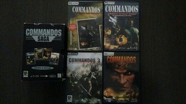 Comandos edición coleccionista